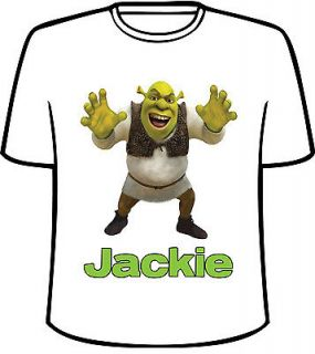 shrek t shirts in Clothing, Shoes & Accessories