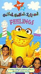 Nick Jr.   Gullah Gullah Island   Feelings 1998 VHS rare oop animation