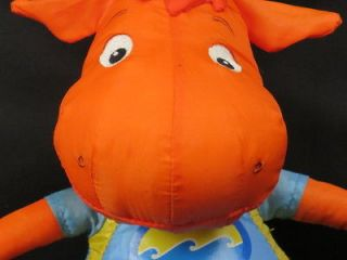 PRICE BACKYARDIGANS TYRONE MOOSE SURFER DUDE PLUSH STUFFED ANIMAL TOY