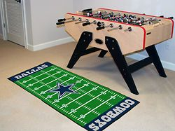 NFL DALLAS COWBOYS FANMATS   HOME AREA RUGS, TAILGATING AND AUTO FLOOR