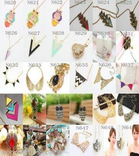 Fashion Jewelry Necklaces/Pendants