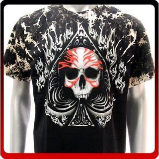 b92 Survivor T shirt Sz L Tattoo STUD Ghost Lowrider Dead Skull Skate