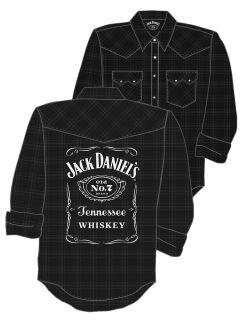 jack daniels shirt in Unisex Clothing, Shoes & Accs