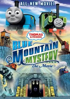 Thomas & Friends Blue Mountain Mystery the Movie, Very Good DVD