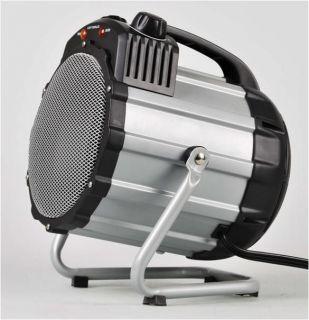Optimus Heaters Portable Black Electric Shop Utility Garage Heater New