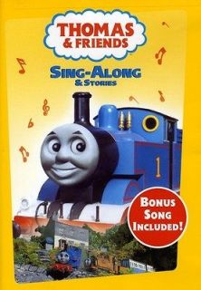 Thomas & Friends Sing Along & Stories [DVD New]