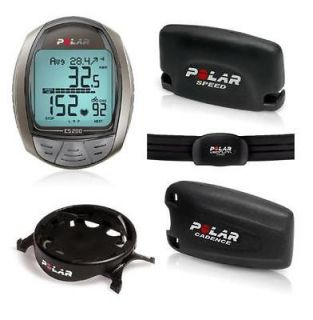 Newly listed POLAR CS200 CAD Cycling Computer Watch Bike Bicycle For