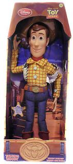 Disney Pixar Toy Story 3 Pull String Woody Talking Doll Action Figure