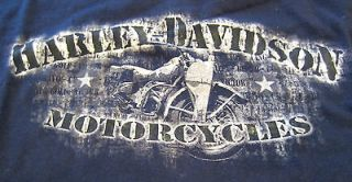 HARLEY DAVIDSON MILE HIGH AURORA, CO SHORT SLEEVE T SHIRT MENS XXL