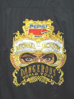 Michael Jackson Dangerous World Tour Presented by Pepsi   Dancers