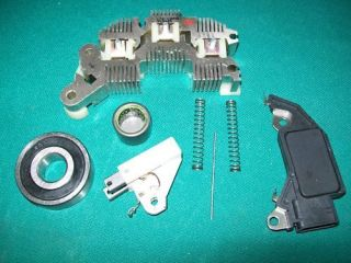 Alternator Kit Delco CS144 GMC Chevy Truck Pontiac Buick Olds Late