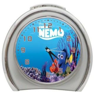 FINDING NEMO OFFICE TRAVEL DESKTOP ALARM CLOCK NEW