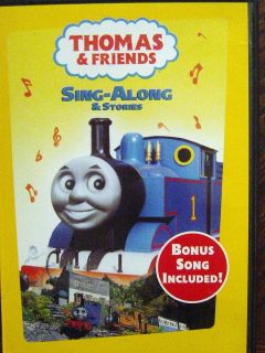 Thomas & Friends   Sing Along & Stories (DVD, 2006)
