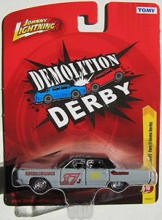 JL FOREVER 64 R19 DEMOLITION DERBY 1967 PLYMOUTH FURY II DEMO DERBY