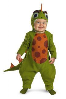 Dinosaur Animal Cute Kids Dress Up Halloween Toddler Child Costume