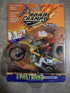 2000 ROAD CHAMPS MXS TRAVIS PASTRANA #199 Series 2 SUZUKI