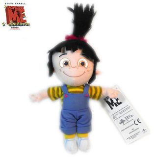 Despicable Me Movie Soft Plush Toy Stuffed Animal Agnes Girl Teddy
