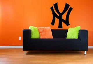 New York Yankees Premium Removable Wall Art Decor Decal Sticker Mural