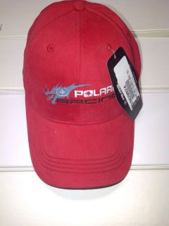 Polaris Red RACING Hat..NWT..NWT!!!!