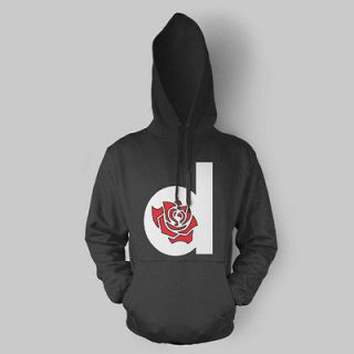 Chicago Bulls Hoodie  Rose Before Hoes  Derrick Rose Sweat shirt S M