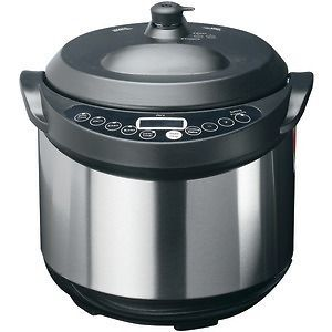 DENI 9735 4.2 QUART EASY VIEW ELECTRIC PRESSURE COOKER