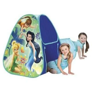 Disney Fairies Hide About Playhut Play Tent **Brand New/Ships