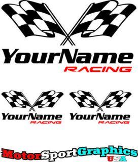 RACE CAR NUMBERS NUMBERS, IMCA STREET STOCK MOD DIRT Trailer Graphics