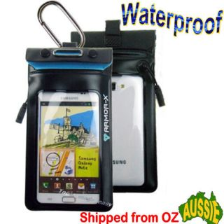 Waterproof Case 6MT Smart Phone Samsung Galaxy S2 S3 Note HTC Android