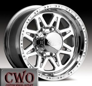 Raceline Renegade 8 Wheels 8x165.1 8 Lug Chevy GMC Dodge Ram 2500