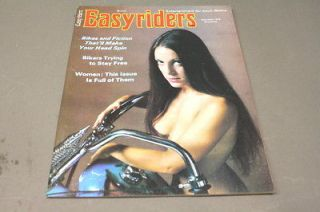 Easyriders Collectible Magazine   December 1976 Volume 6 Issue 42