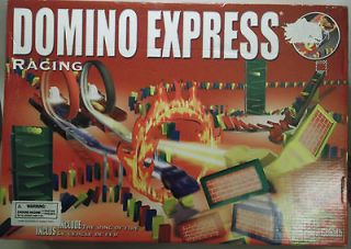 Domino Express Racing Game complete in box rally Goliath games