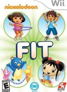 Nickelodeon Fit   Dora Diego Physically Active Kids Exercising