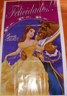 beauty and the beast in Holidays, Cards & Party Supply