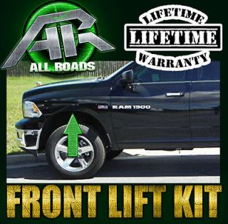 AR 2002 2005 Dodge Ram 1500 3 Front Lift Leveling Kit 4X4 4WD
