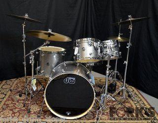New DW Performance series drum set / Titanium Sparkle