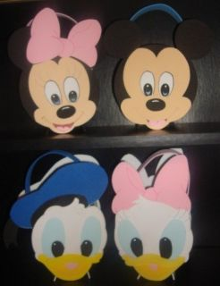 Baby Mickey Minnie Mouse Donald Daisy Duck party bags favors