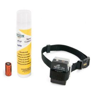 Pet Supplies Dog Training Citronella/Spray Collars