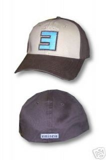 Eminem   NEW OSFA Two tone Brown Reverse E hat