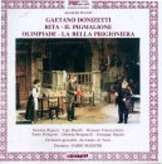 Donizetti,G.   Rita Comp Opera/Scenes From Be Rigacci/Benill i