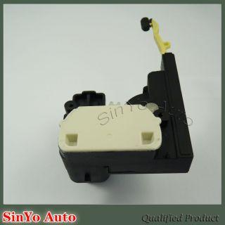 NEW Door Lock Actuator Power Left Fit For Chevrolet Buick Cadillac GMC