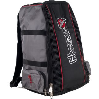 HAYABUSA CONVERTIBLE BACKPACK DUFFEL BAG fitness equipment training