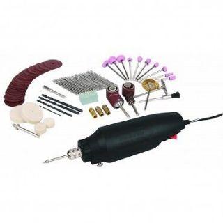 New 80 pc. High Speed Rotary Tool Kit Fits Dremel Bits