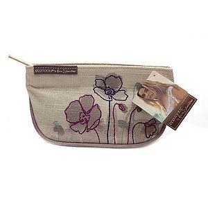 Eco Tools Alicia Silverstone Cosmetic Bag, 1 ea
