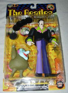 1999 McFARLANE THE BEATLES YELLOW SUBMARINE JOHN LENNON FIGURINE