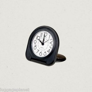 Eagle Creek  Compact Travel Clock Glow in the Dark Hands