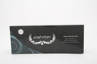 Jose Eber Blue Ionic Signature Series Curling Iron**Brand New**