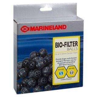 Marineland C Series Canister Filter Media BIO Filter Balls 90ct