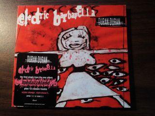 DURAN DURAN ELECTRIC BARBARELLA (US CD PROMO/15 SONG) DPRO 7087 6