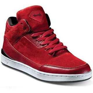 DIAMOND Supply Co.  MARQUISE  Mens Skate Shoes (NEW) 8 13 Red
