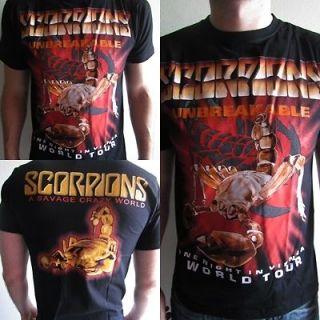 scorpions shirt in Mens Clothing